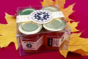 Urban Honey 4-2oz Gift pack