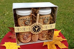 Urban Honey 4-5oz Gift Box