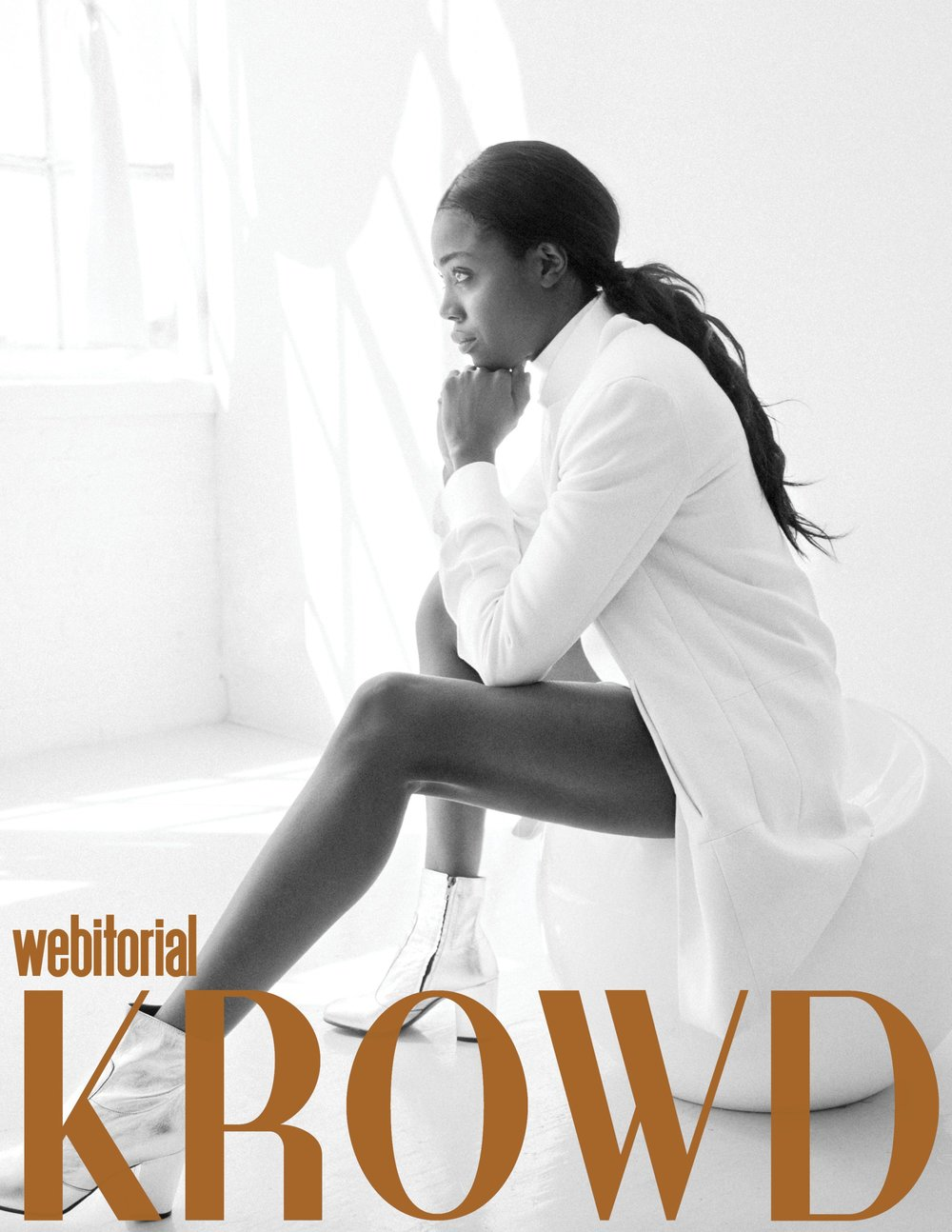 KROWD Magazine |  Editorial