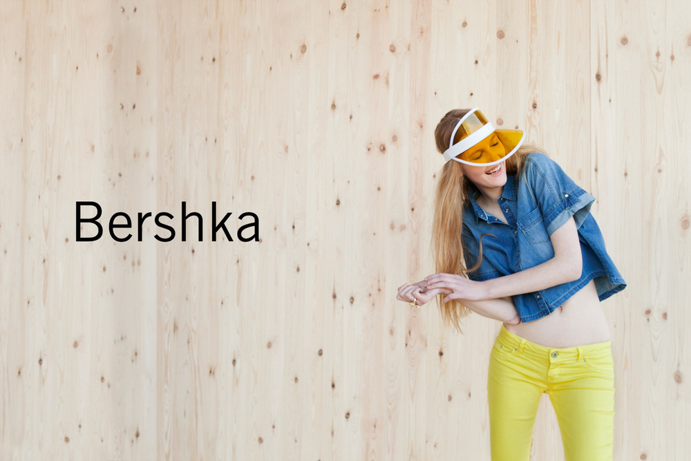 Bershka Lookbook