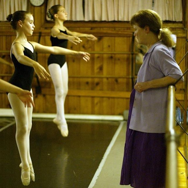 Everyone at Freed of London, US would like to offer our condolences to @cpyballet for the loss of school founder, Marcia Dale Weary. Our thoughts are with all of her current and former students, including one of our fitters who is an alumni of the school. We are happy to have the privilege of meeting her and working with her dancers.