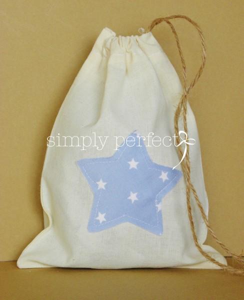Πουγκί για μαρτυρικά με θέμα το αστέρι: ΚΩΔ PM001