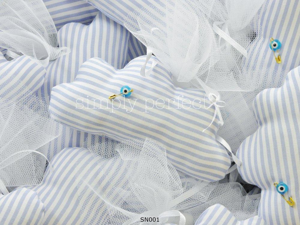 Μπομπονιέρα συννεφάκι: KΩΔ SN001