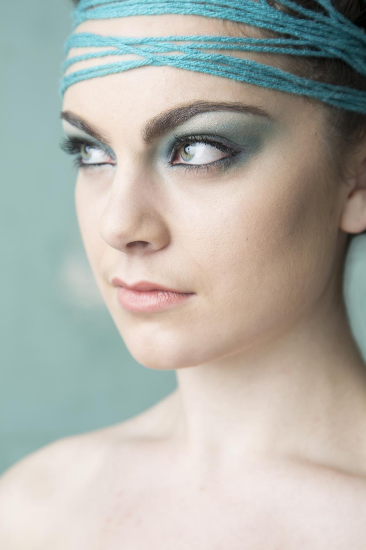 Model: Kayla Odenthal Makeup: Kendra Jones
