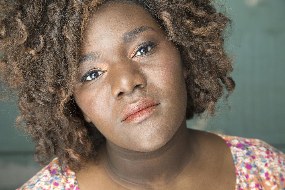 Model: Kanda Mbenza-Ngoma Makeup: Kendra Jones