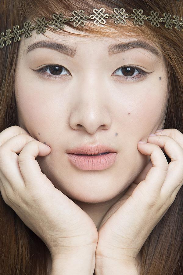 Model: Nga Nguyen