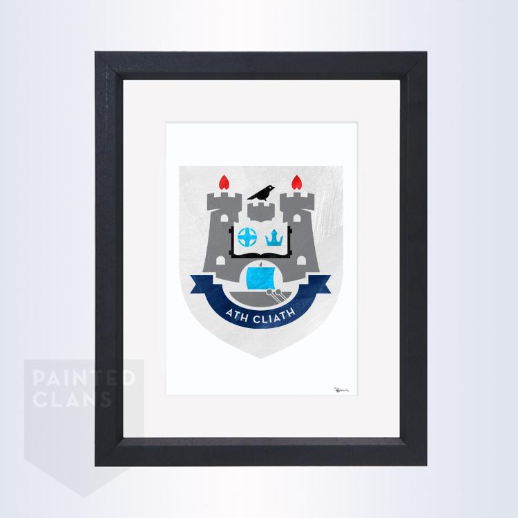 Dublin county crest