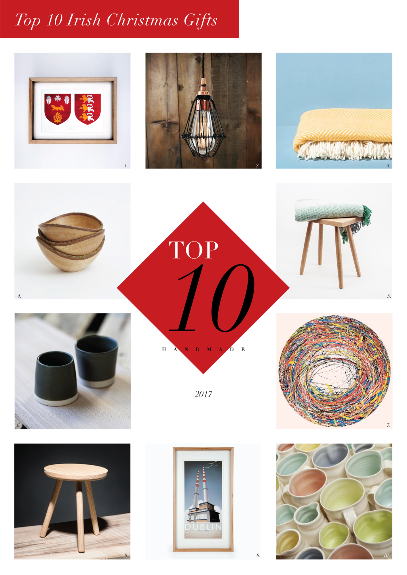 top 10 irish christmas gifts 2017
