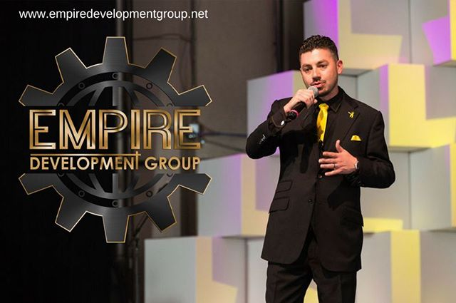 Empire Development Group is driven, strategic, creative, & exemplifies the true meaning of a business professional. www.empiredevelopmentgroup.net