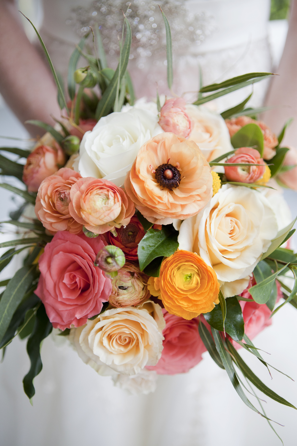 MS Gulf Coast Wedding flowers