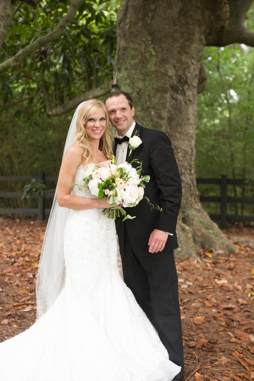 Mississippi bridal bouquet
