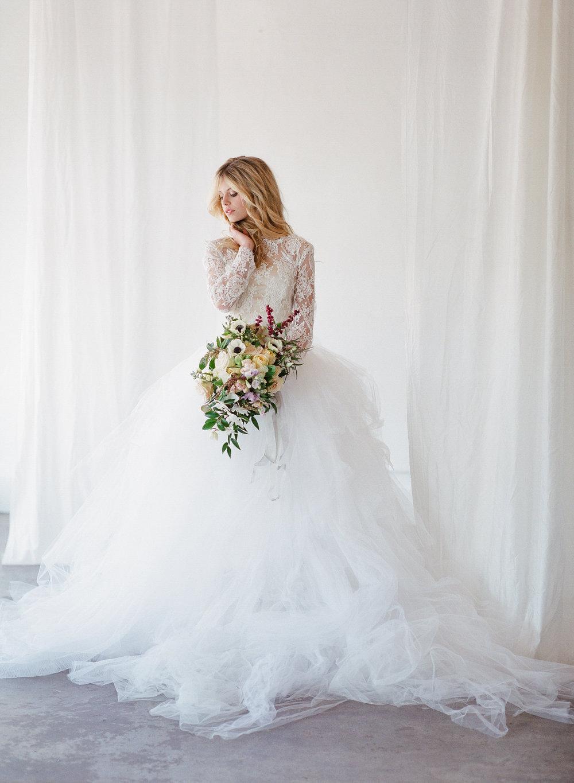MS Gulf Coast bridal bouquet