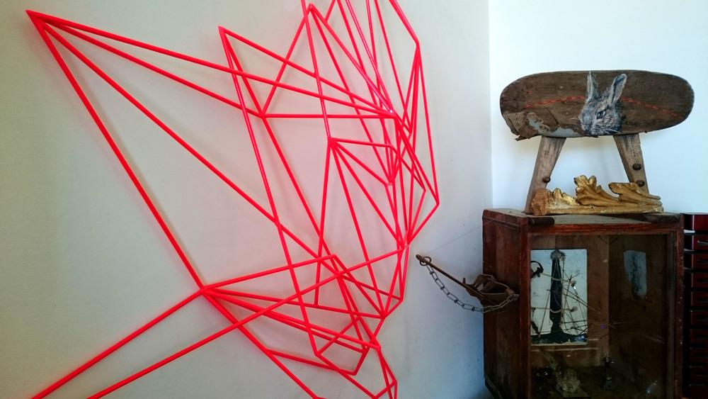 Artwork (l-r): Dion Horstmans,Stephen Turpie|photograph: Fooi-Ling Khoo