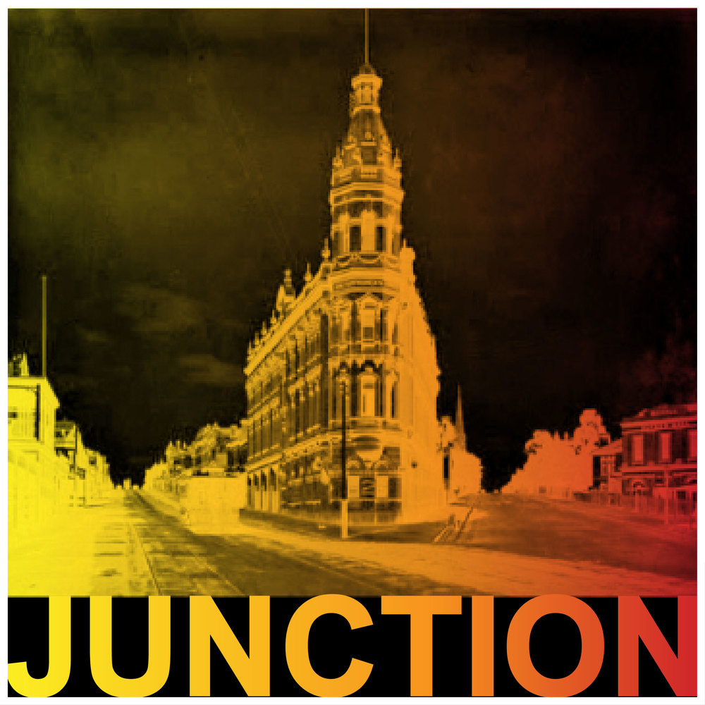 JUNCTION | 2013 | Uni Melb