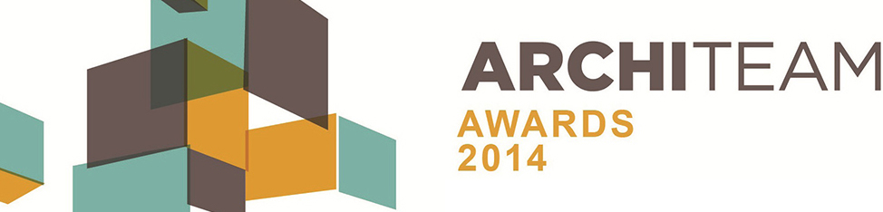 2014 ArchiTeam Awards |   WINNER   | People's Choice Award