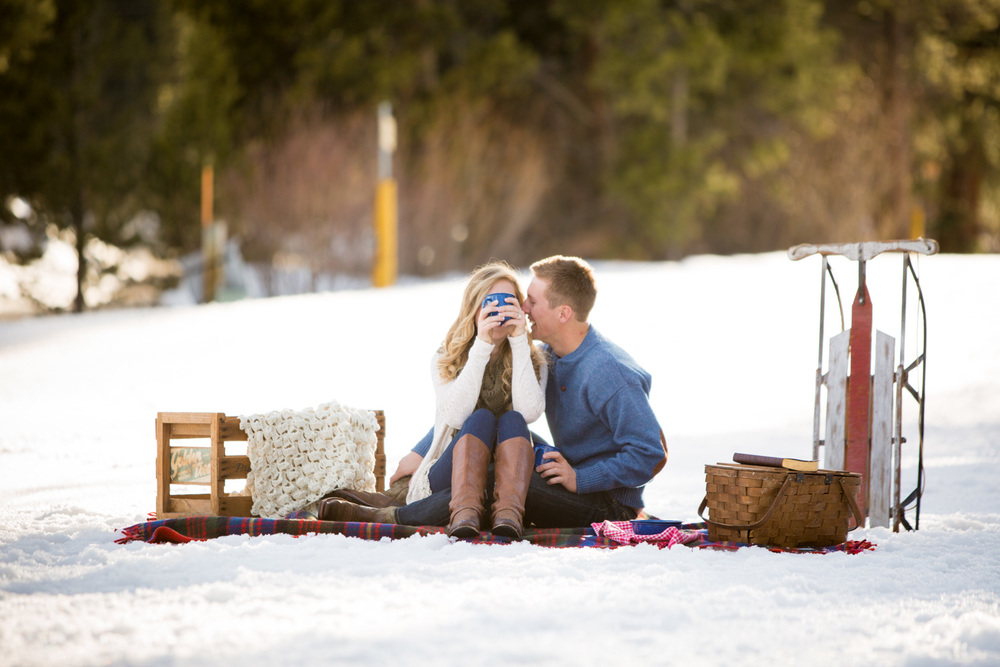 Breckenridge Engagement