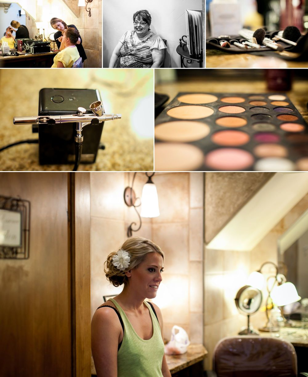 The Salon at Della Terra - Hair/Makeup by  Aleigha Hans withCaptivate Beauty Services