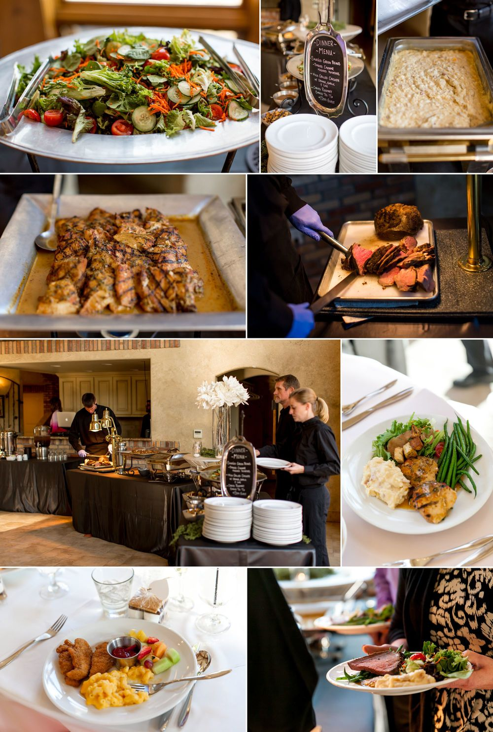 The staff at Greens Point Catering was amazing to work with and their food was incredible!