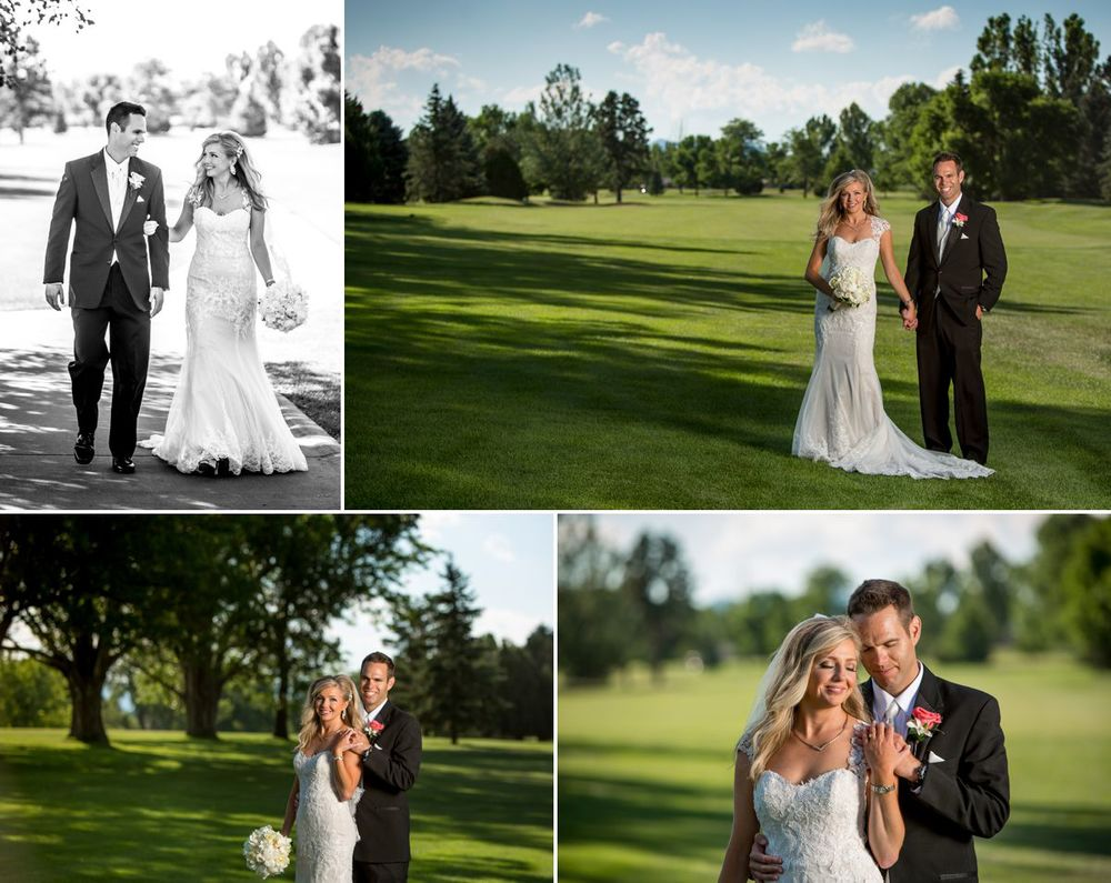Husband and wife! Location:Fort Collins Country Club