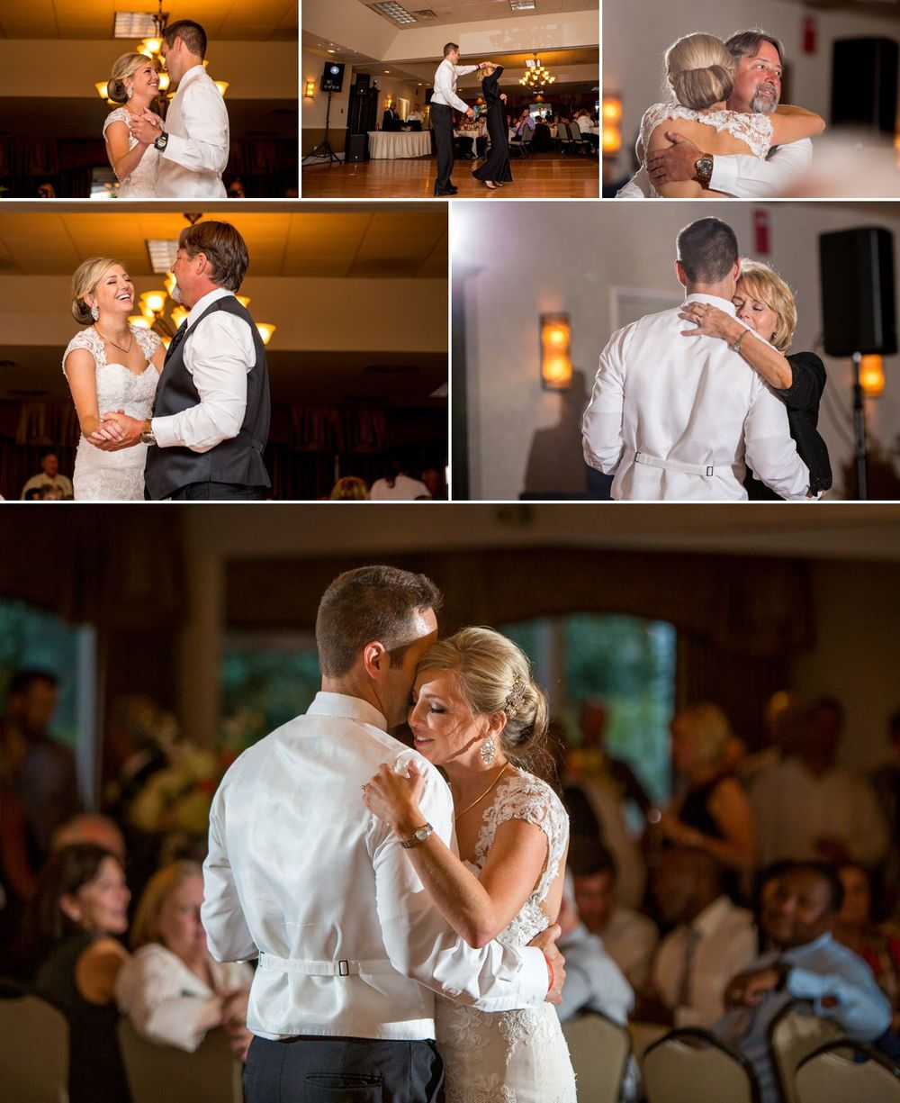 First dances for all!