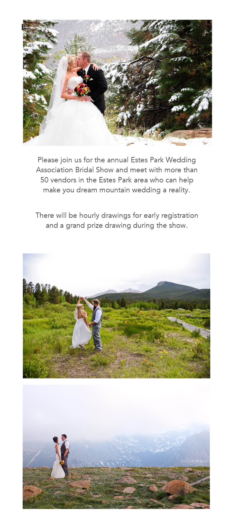 Estes Park Wedding Association