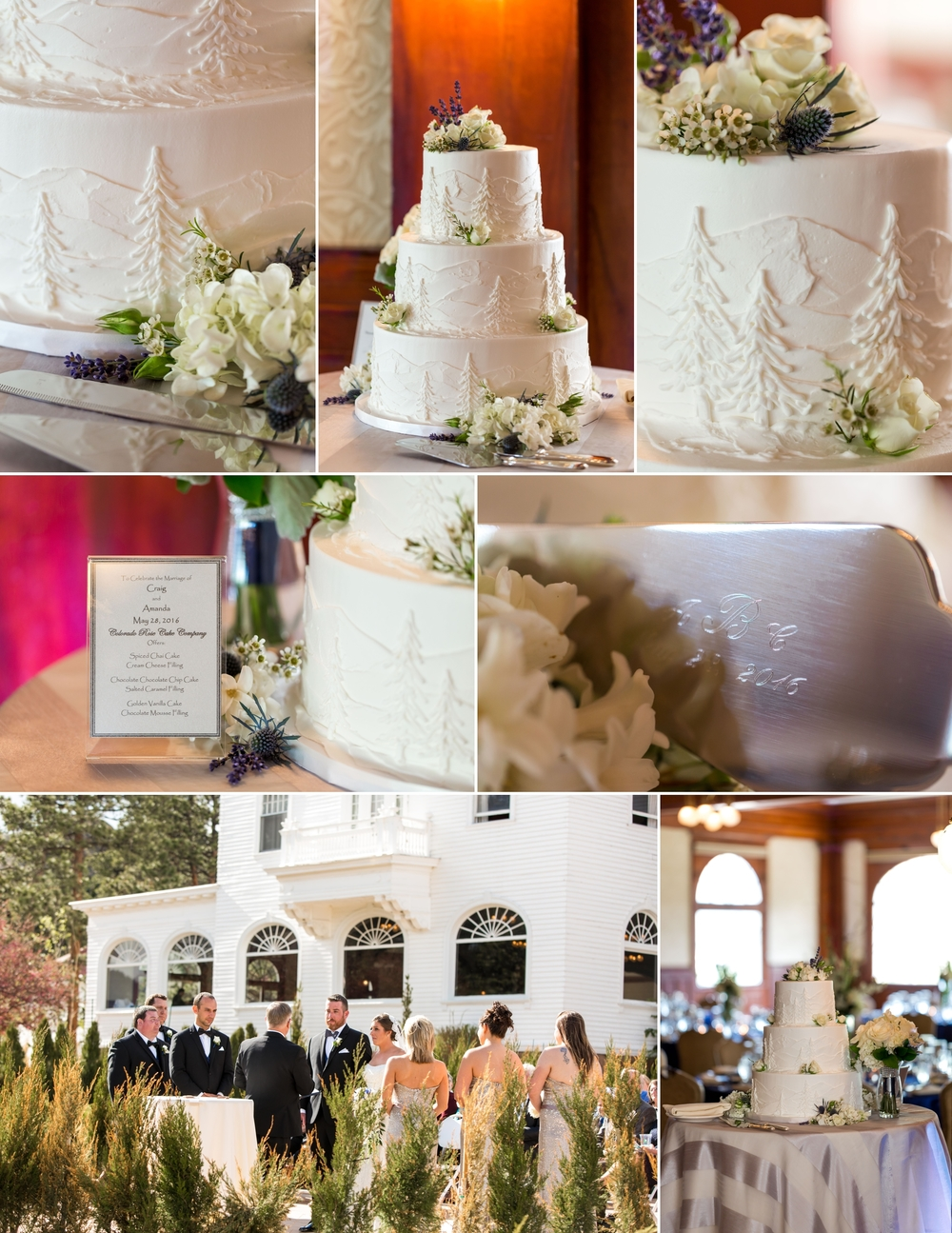 Stanley Hotel Wedding by Aldabella Photography