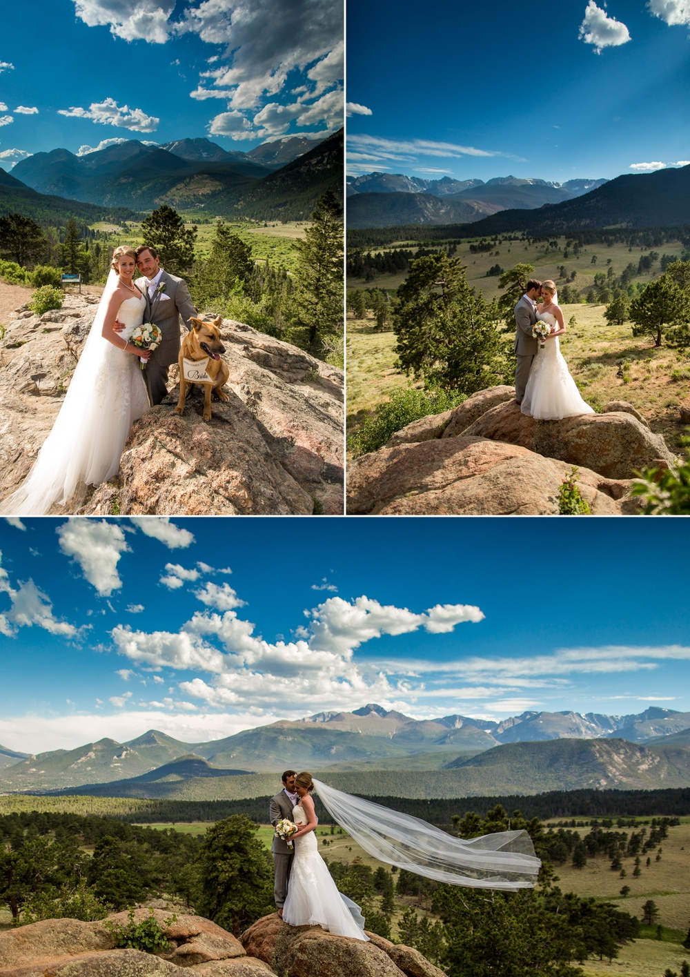 Della Terra Mountain Chateau Wedding Photographer