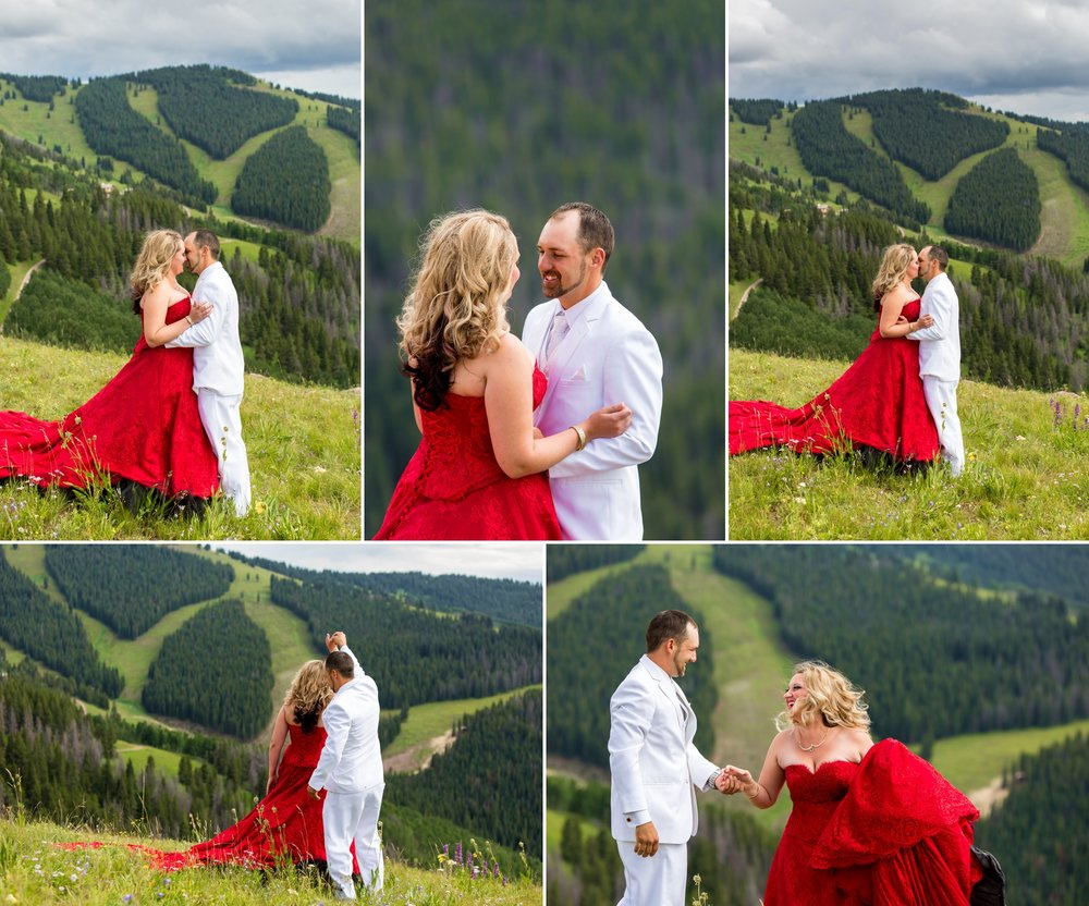 Vail Wedding Deck, Vail, Colorado