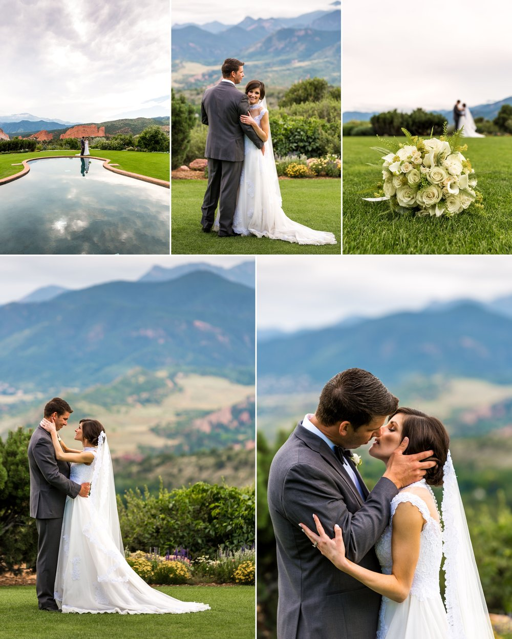 Garden of the Gods Country Club, Colorado Springs Wedding