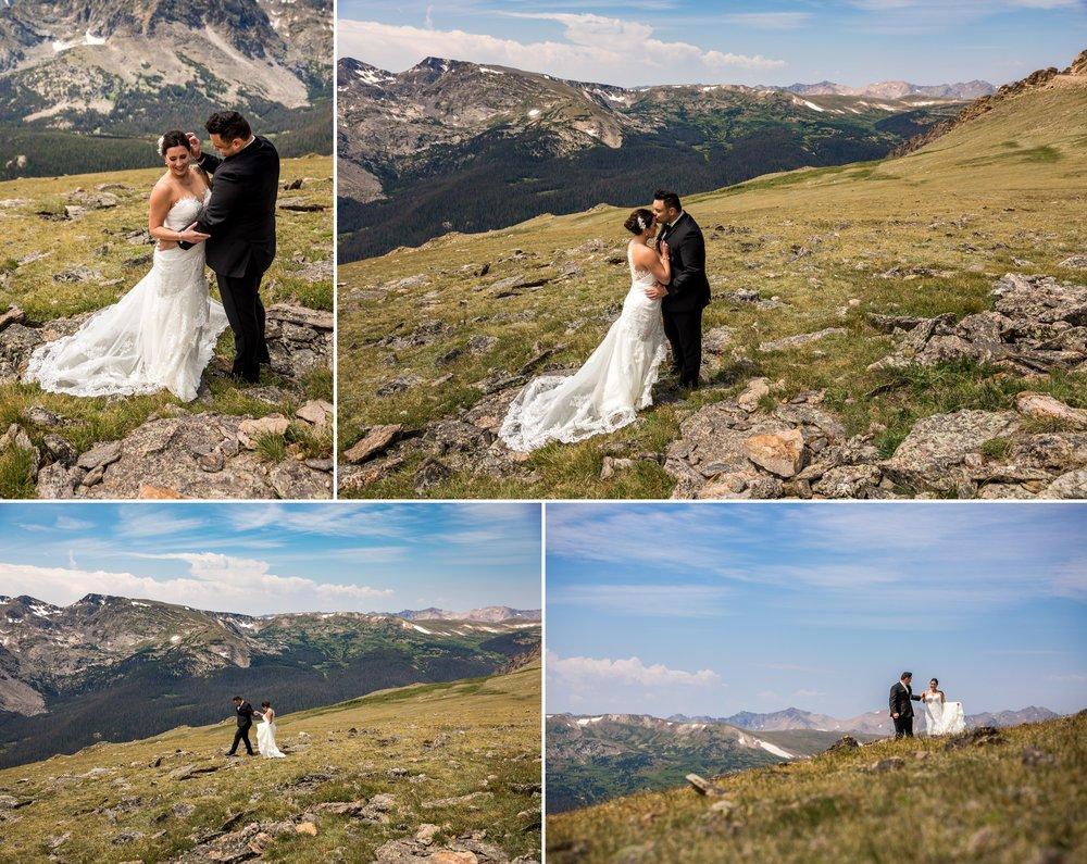 Trail Ridge at Rocky Mountain National Park