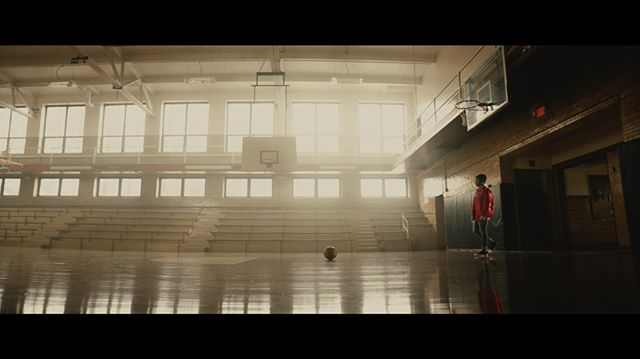 "#screengrab from Ohio State Hoops - ""Home"" piece. Check out the whole video here! https://www.youtube.com/watch?v=k4RZKZNLtYs&sns=em #cookeanamorphic #directorofphotography"