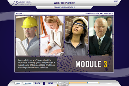 WorkFace Planning Fundamentals Online Training