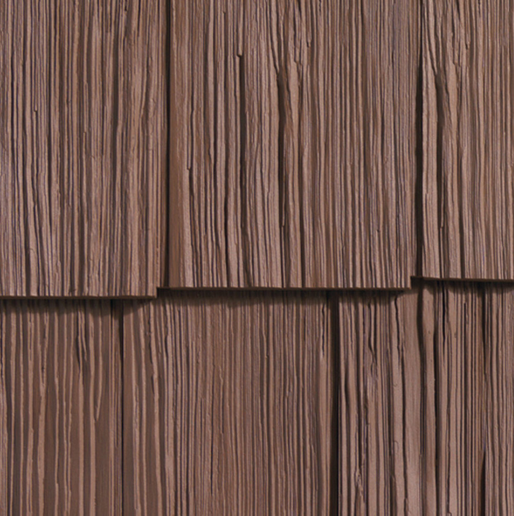Mastic Vinyl or Polymer Shingle Siding