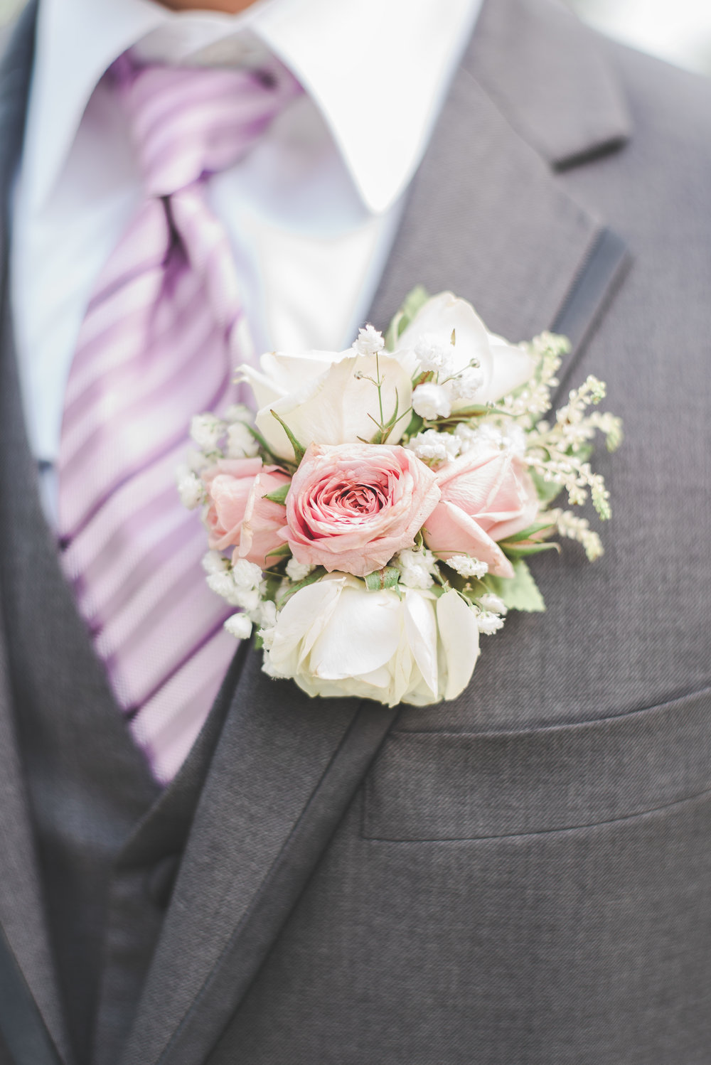 Groom Boutonniere Photo