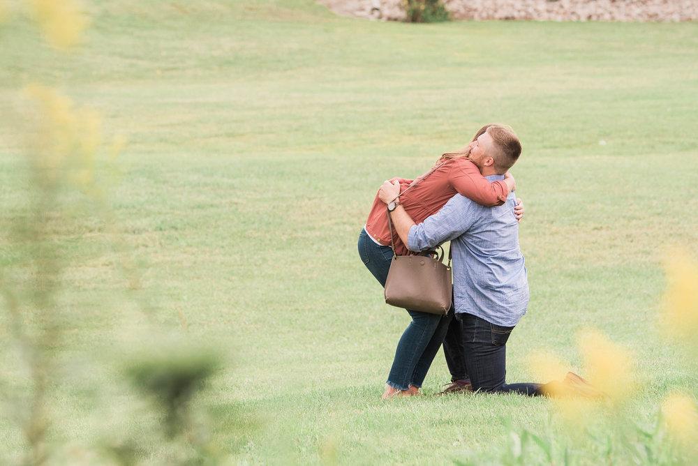 hug post proposal