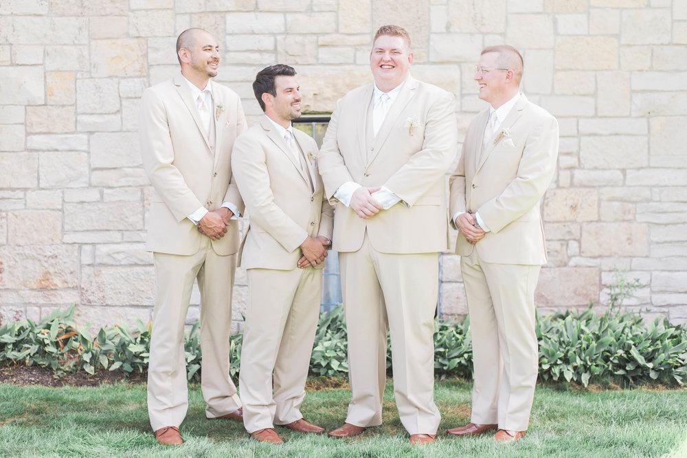 groomsmen full length