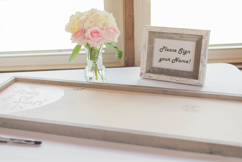 guest book sign-in