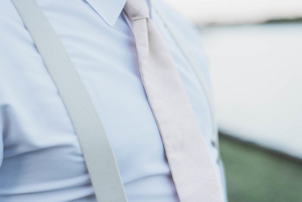 groomsmen tie