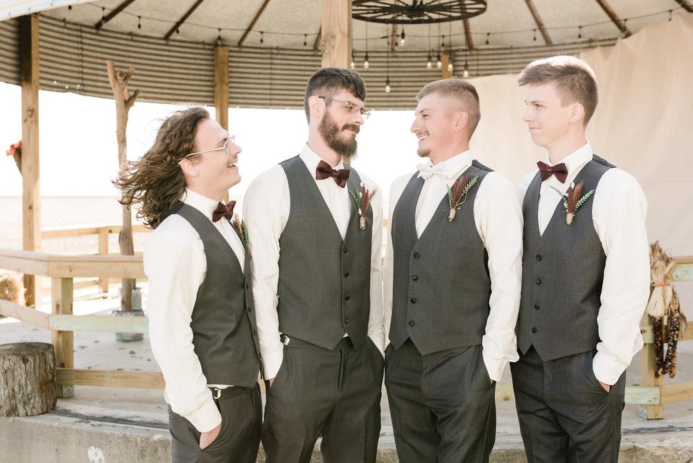 groomsmen 1