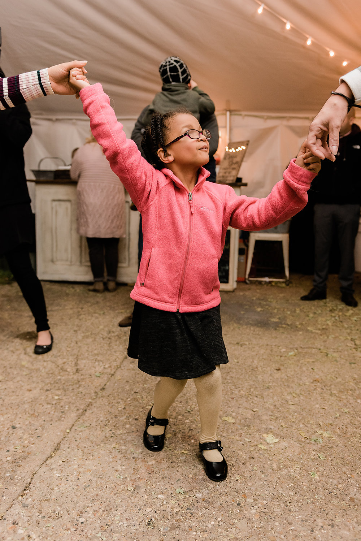 little girl dancing 3