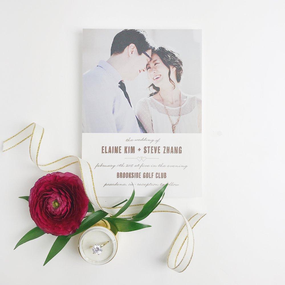 basic invite wedding invite 3