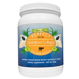 Perfect Hydrolyzed Collagen - Bone Broth Alternative Supplement