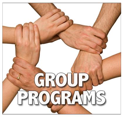 GROUP PROGRAMS