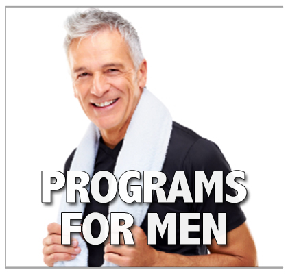 PROGRAMS FOR MEN