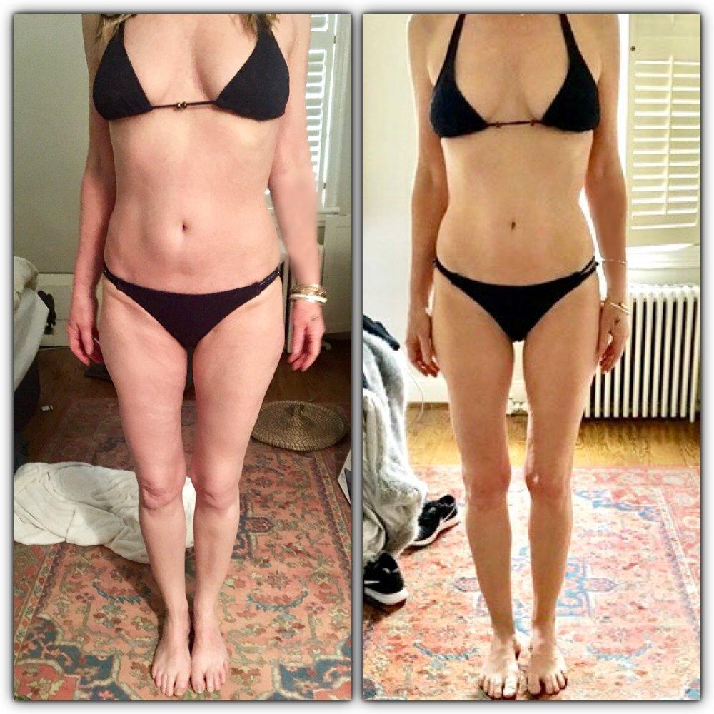 10 lbs Weight Loss Transformation - Newtrition New You @ newtritionny.com