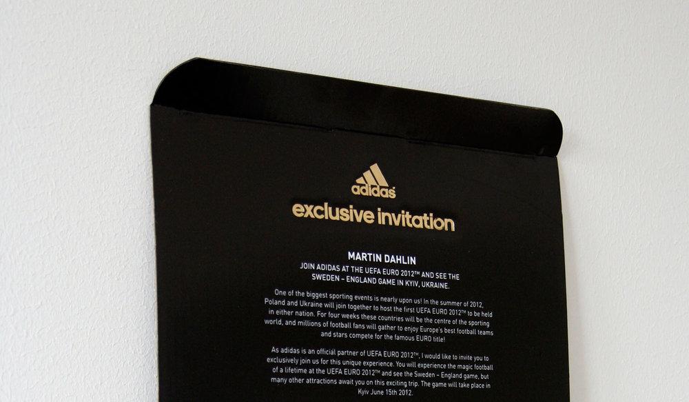 Adidas cesam design strategic brand building design exclusive invitation stopboris Image collections