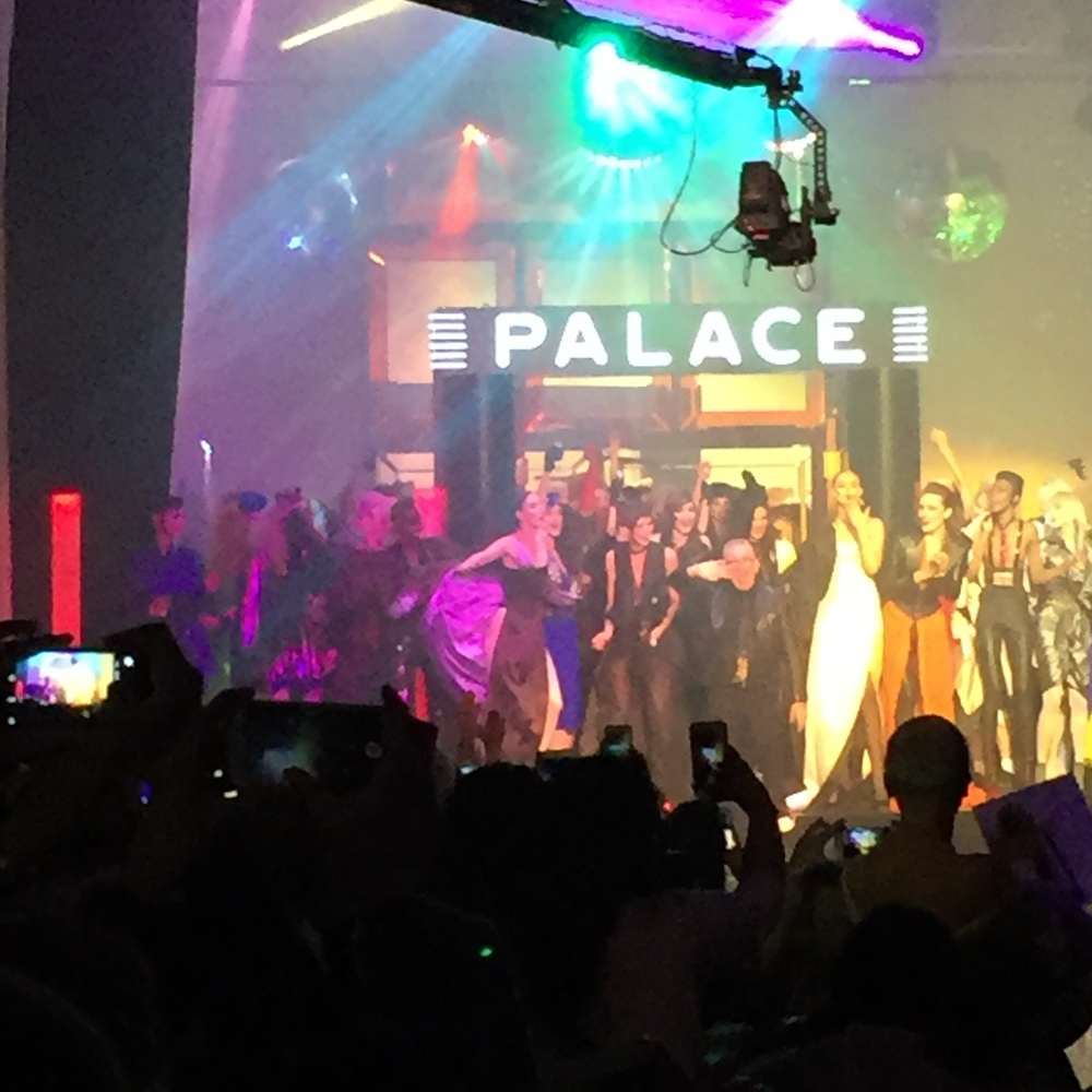 The Palace night club