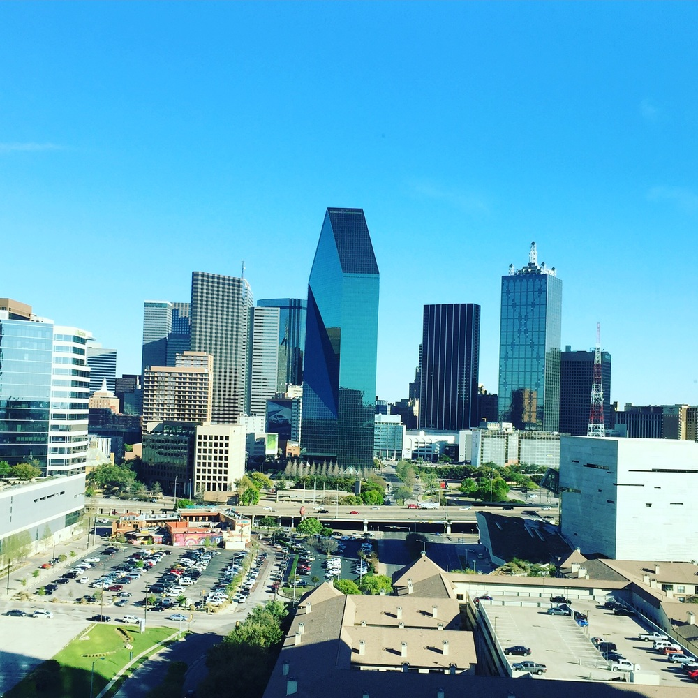 Dallas views