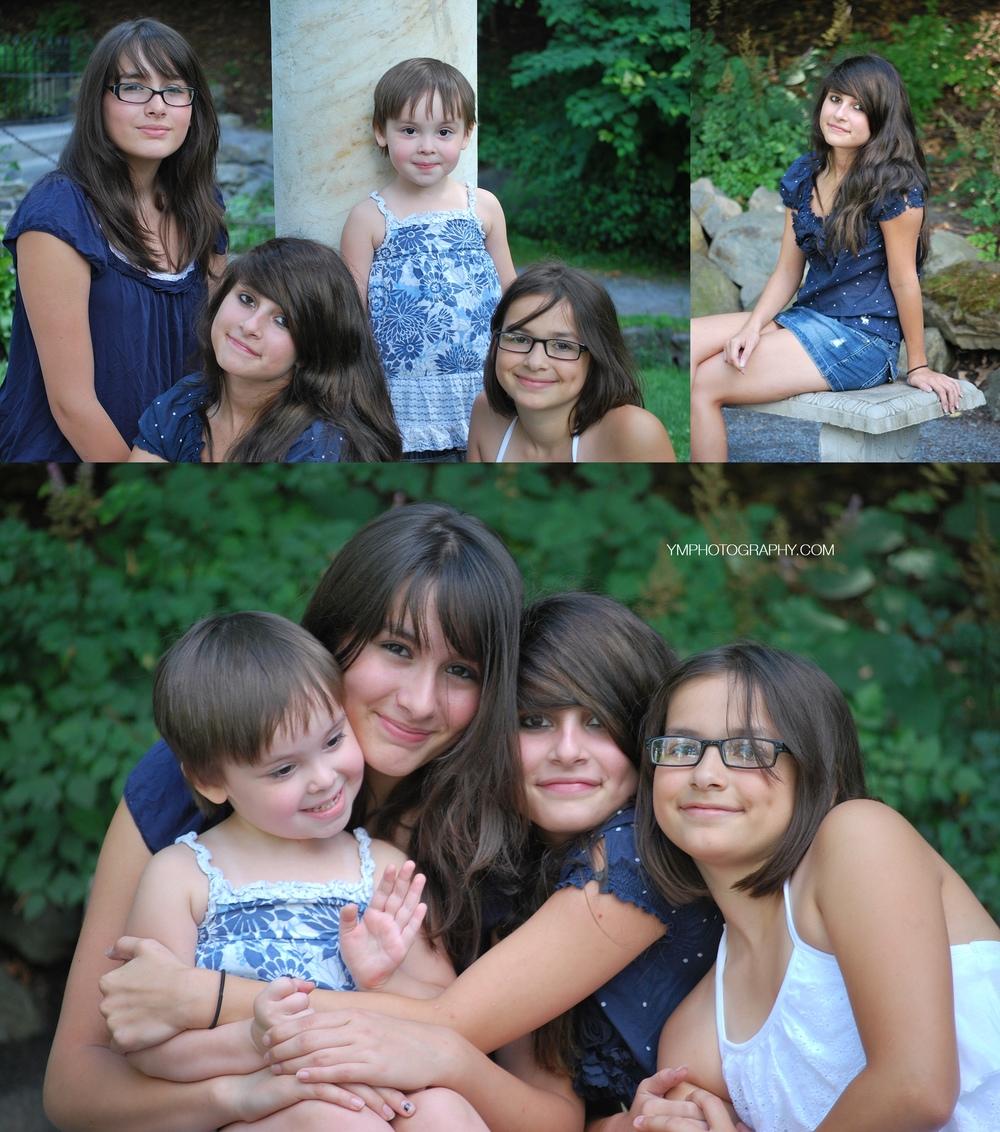 2011 Family Portrait © ymphotography 2015 www.ymphotography.com