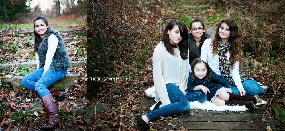 Fall 2012 Family Portrait © ymphotography 2015 www.ymphotography.com